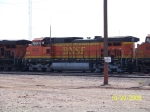 BNSF C44-9W 4122